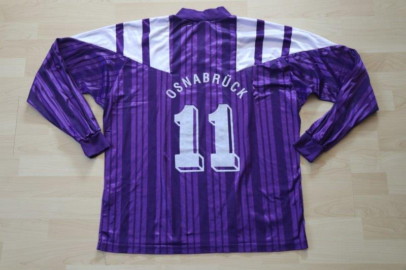 VfL Osnabrück 1994/95 Heim Langarm, Nr. 11