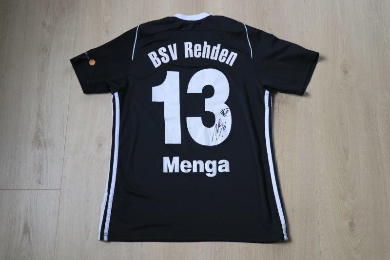 BSV Rehden 17-18 Away signiert, Nr. 13 Menga (Matchworn)