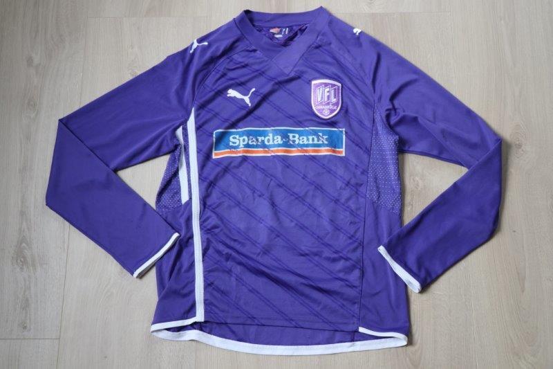 VfL Osnabrück 2009/10 Heim Jugend Langarm, Nr. 17 (Matchworn)