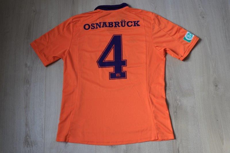 VfL Osnabrück 2013/14 Third, Nr. 4 (Matchworn B-Junioren)