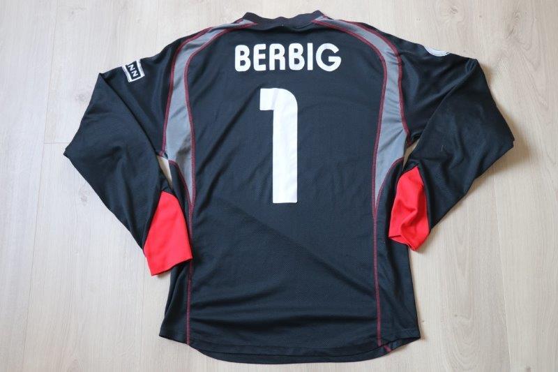 VfL Osnabrück 2005/06 Torwart, Nr. 1 Berbig