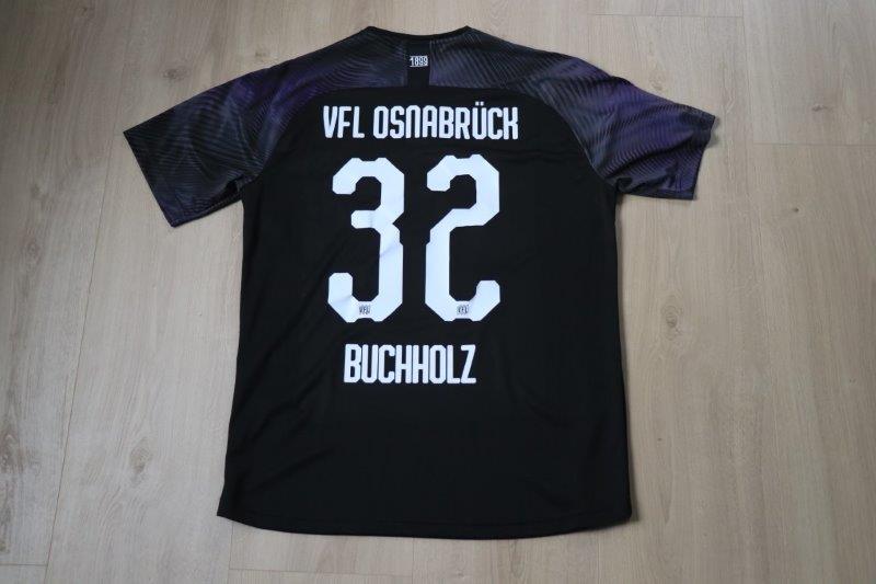 VfL Osnabrück 2019/20 Torwart, Nr. 32 Buchholz
