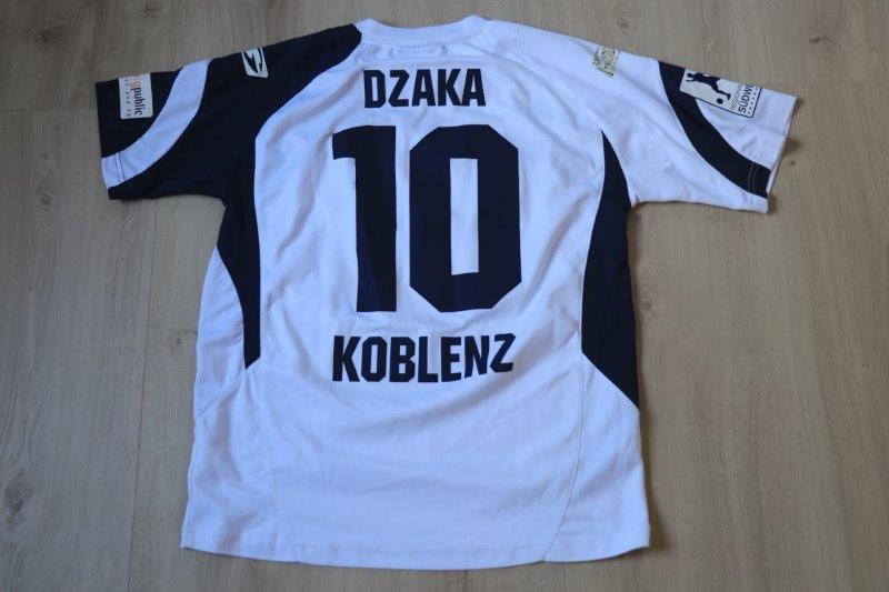 TuS Koblenz 13-14 Away, Nr. 10 Džaka (Matchworn)