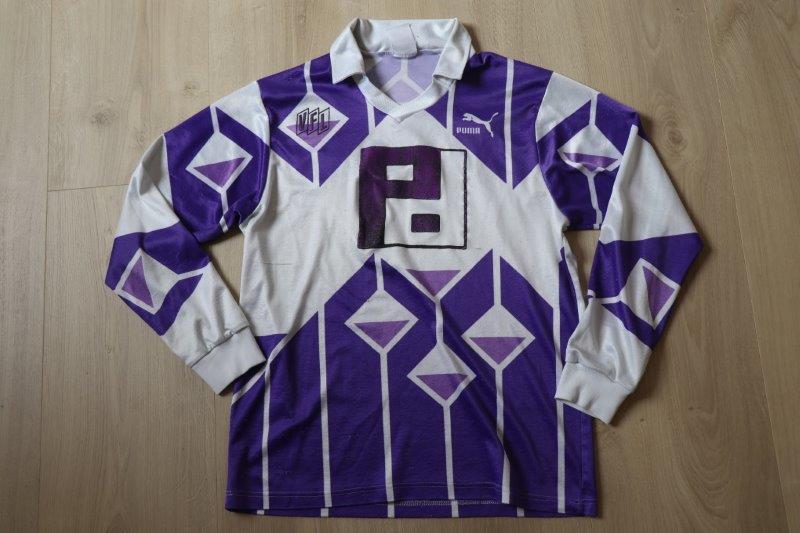 VfL Osnabrück 1991/92 Heim Langarm