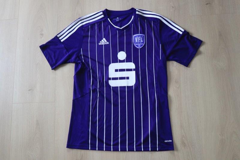 VfL Osnabrück 2015/16 Heim, Nr. 12 Jugendpate (Sponsorentrikot)