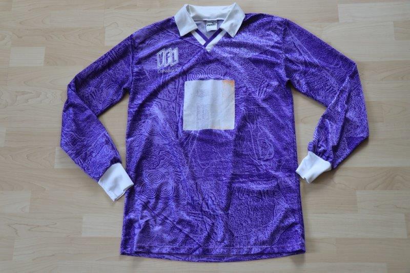 VfL Osnabrück 1990/91 Heim Langarm, Nr. 8