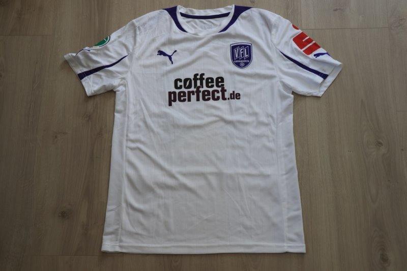 VfL Osnabrück 2012/13 Away, Nr. 14 Beermann (Matchworn)
