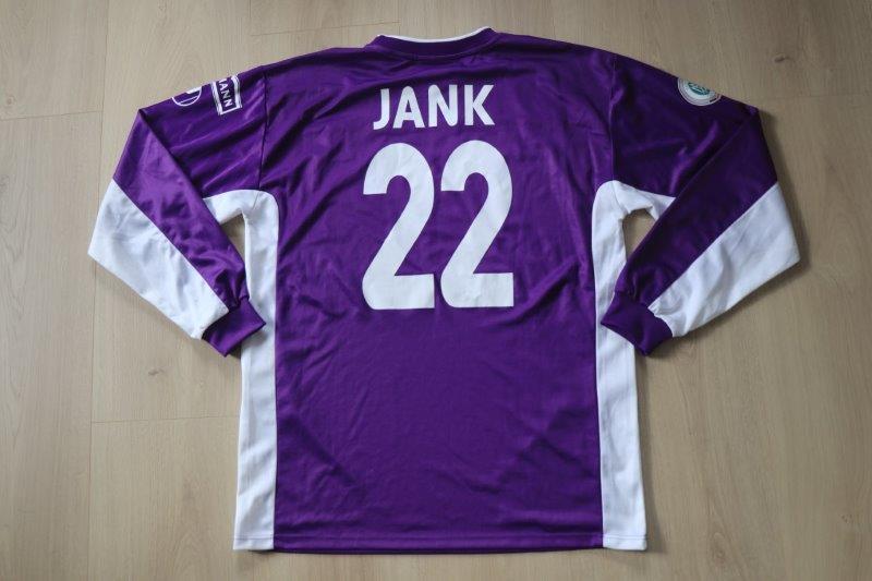 VfL Osnabrück 2004/05 Heim, Nr. 22 Jank (Matchworn)