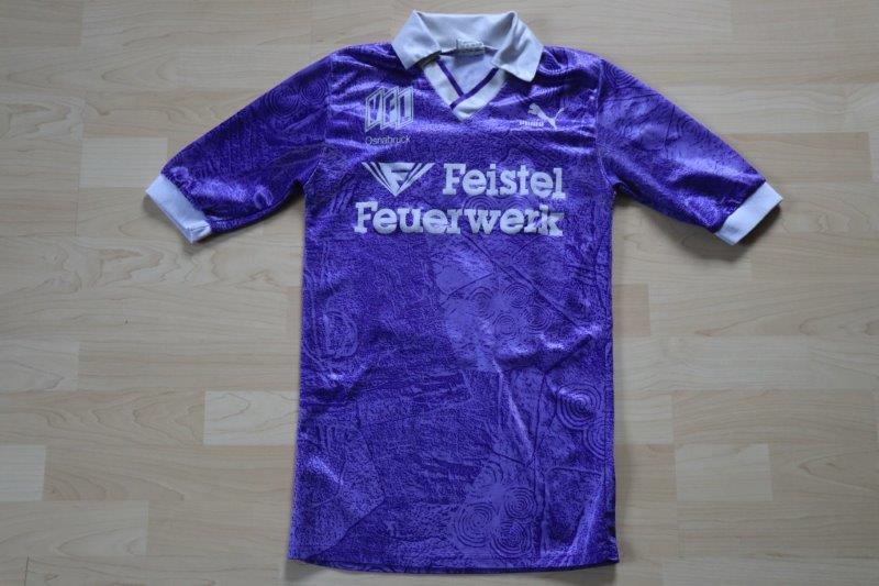 VfL Osnabrück 1989/90 Heim sehr wahrscheinlich Junioren, Nr. 13 (vermutlich Matchworn)