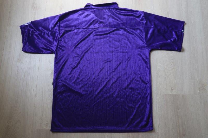 VfL Osnabrück 2001/02 Heimsondertrikot für den Behindertenfanbeauftragten des VfL Osnabrück Hubert Bosse