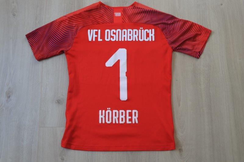 VfL Osnabrück 2019/20 Torwart, Nr. 1 Körber
