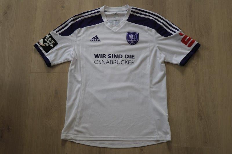 VfL Osnabrück 2014/15 Away, Nr. 2 Grassi (Matchworn)