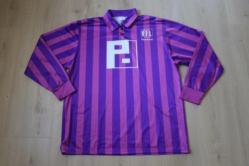 VfL Osnabrück 1993/94 Heim Langarm