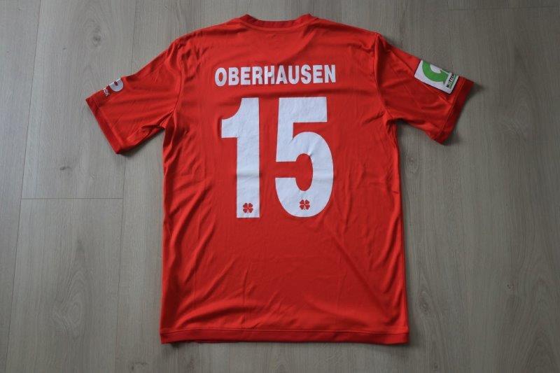 Rot Weiß Oberhausen 2019/20 Heim, Nr. 15 Odenthal (Freundschaftsspiele)