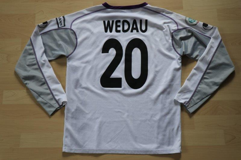 VfL Osnabrück 2005/06 Away Langarm, Nr. 20 Wedau (Herforder Mild Plus)
