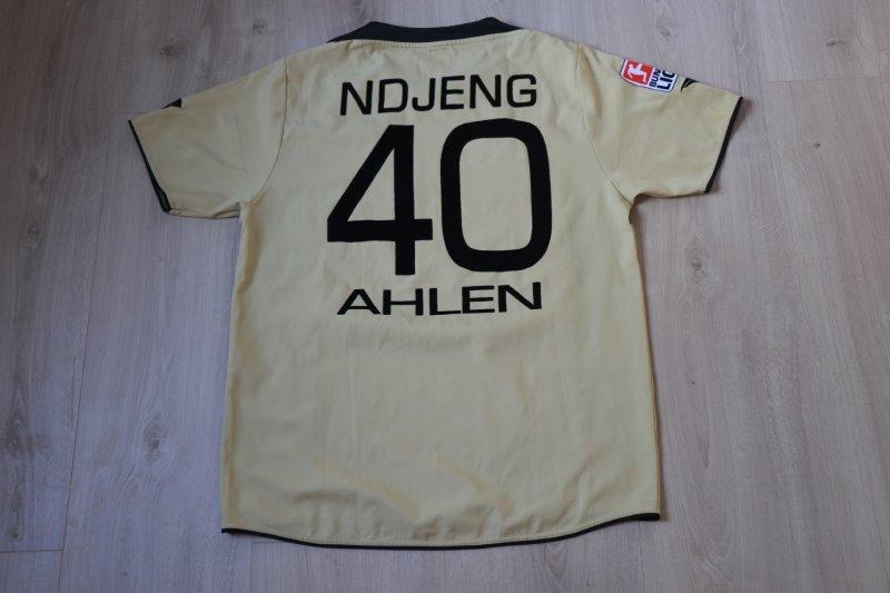 LR Ahlen 05-06 Away, Nr. 40 Ndjeng (Matchworn)
