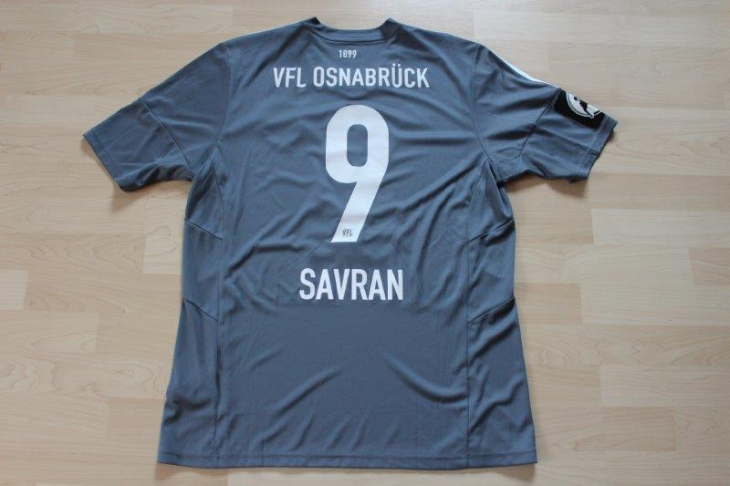 VfL Osnabrück 2015/16 Third, Nr. 9 Savran