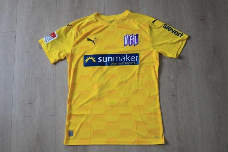 VfL Osnabrück 2020/21 Third, Nr. 37 Kerk