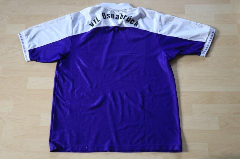 VfL Osnabrück 1999/00 Heim mit Autogrammen