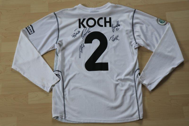 VfL Osnabrück 2004/05 Away Langarm, Nr. 2 Koch
