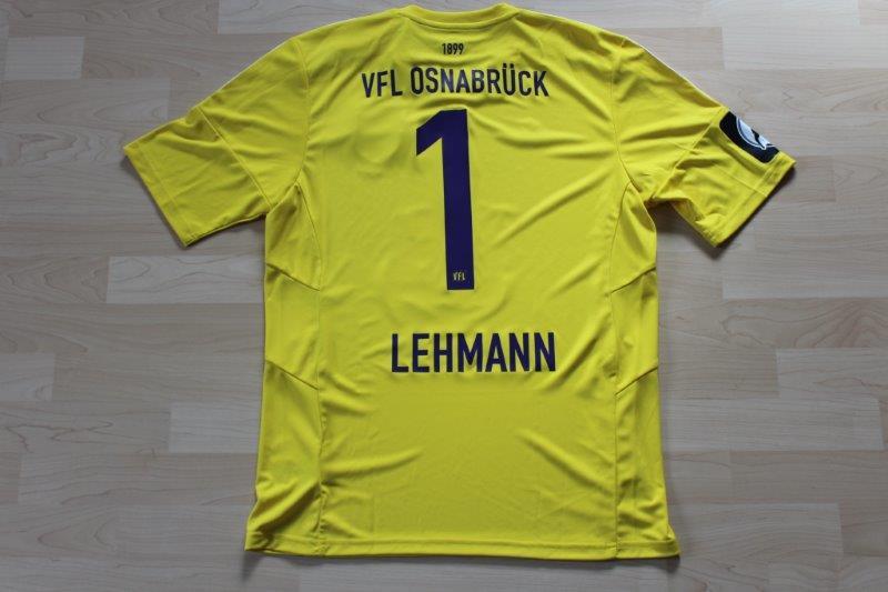 VfL Osnabrück 2015/16 Torwart, Nr. 1 Lehmann