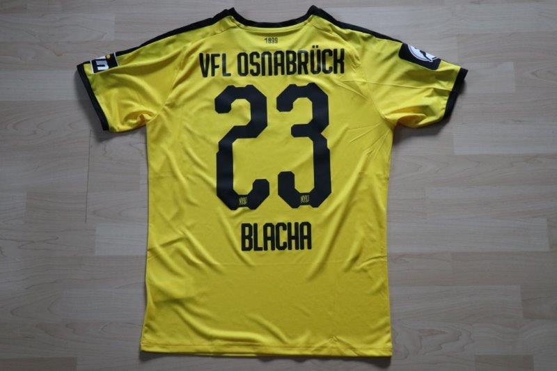 VfL Osnabrück 18-19 Third, Nr. 23 Blacha