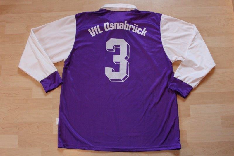 VfL Osnabrück 1997/98 Heim, Langarm, Nr. 3