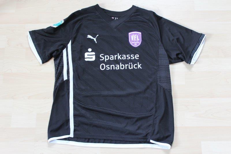 VfL Osnabrück 2009/10 Third, Nr. 24 Barletta (Matchworn)
