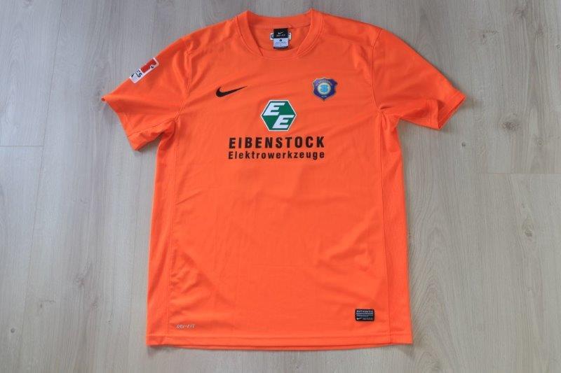 FC Erzgebirge Aue 2012/13 Away, Nr. 11 Savran (Matchworn Saisonvorbereitung)