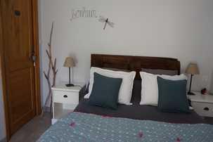 Le domaine de la rousselie aveyron chambres d 39 h tes for 2 chambres communicantes