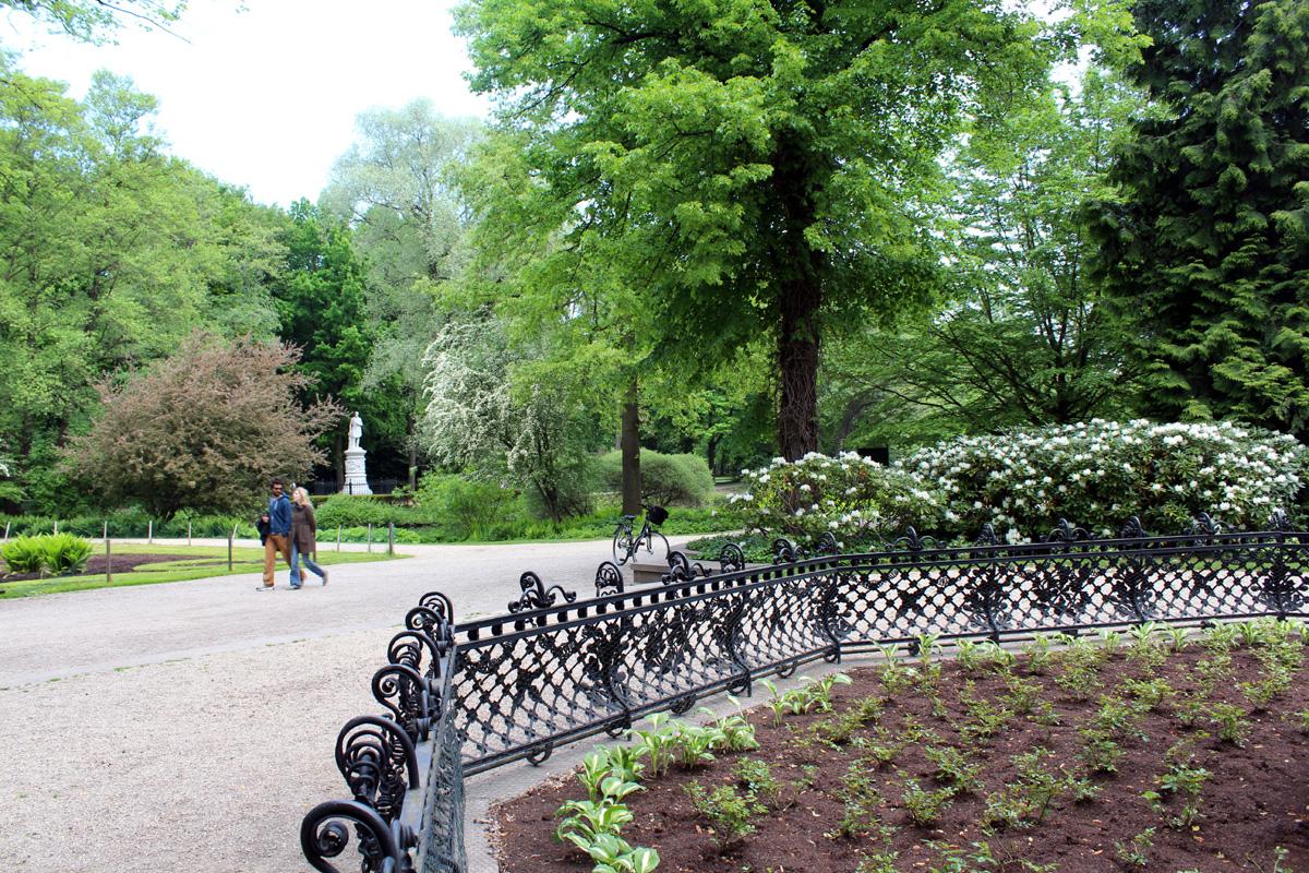 Großer Tiergarten. Foto: Helga Karl