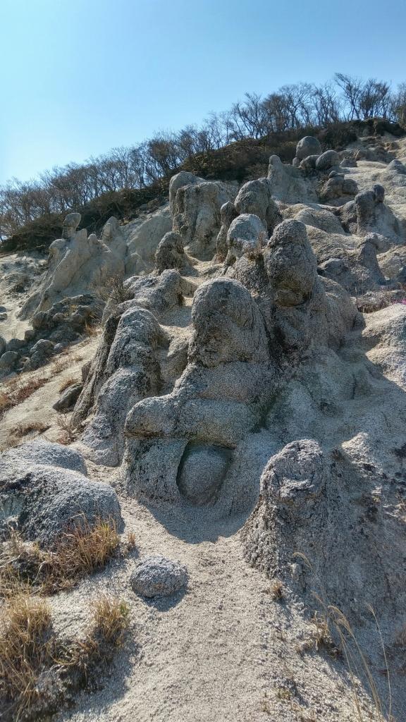 第4回:鎌尾根・茸岩