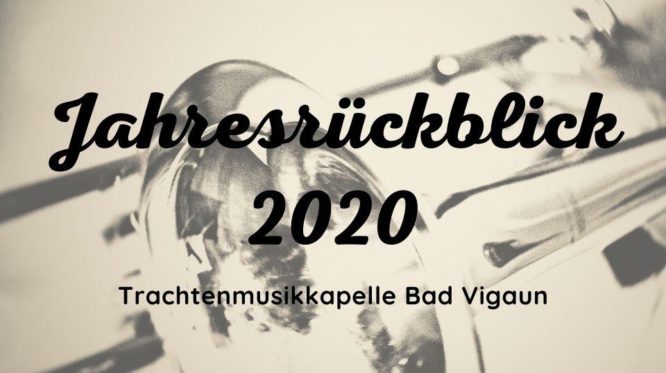 2020   Jahresrückblick 2020