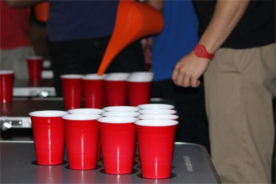 Social Beer Game