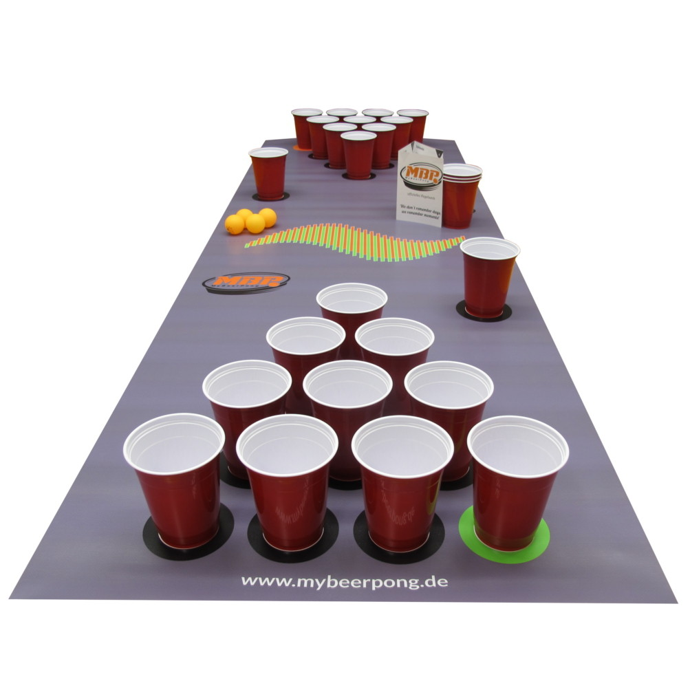 Beer Pong Anleitung