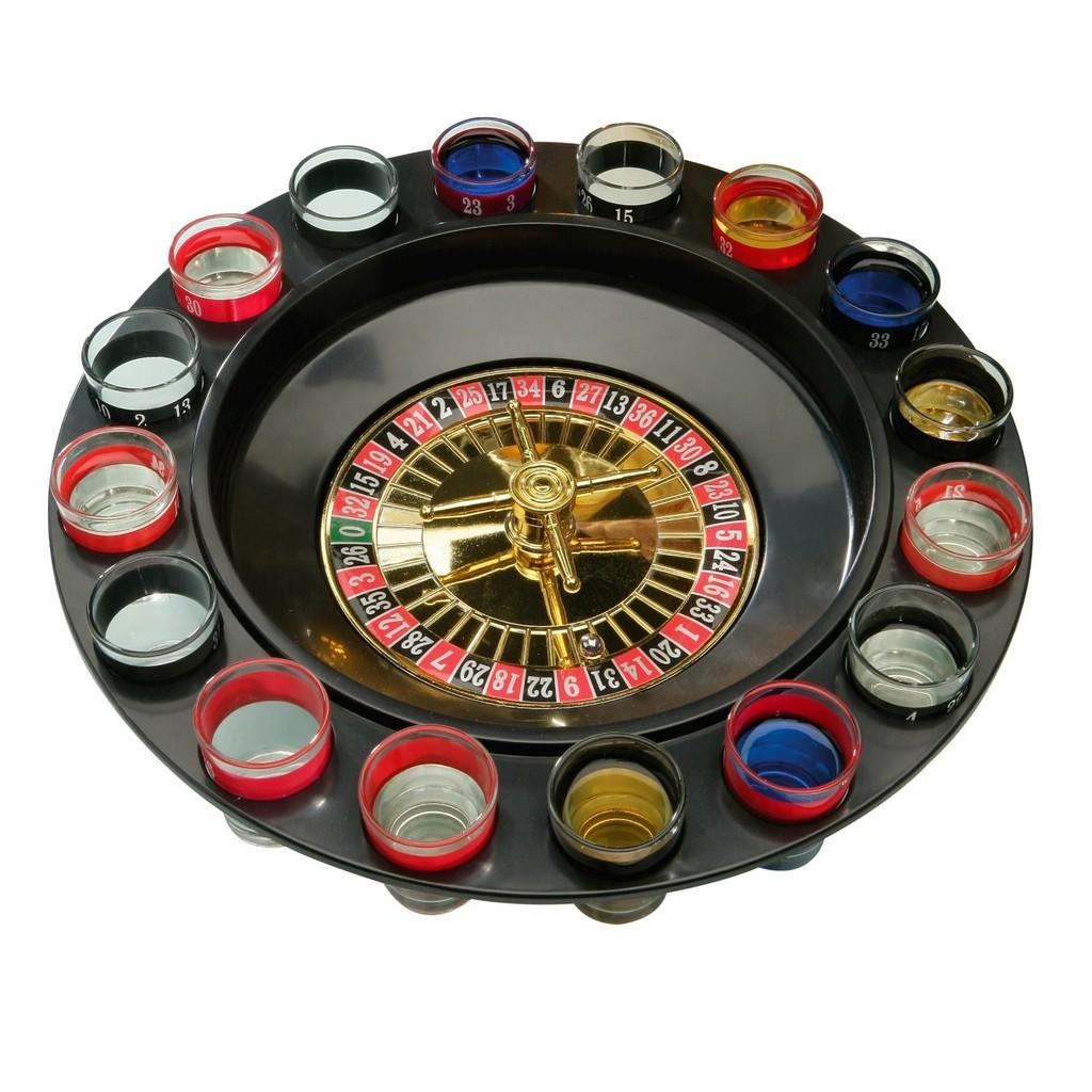 Roulette Trinkspiel Anleitung