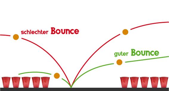Beer Pong Bounce