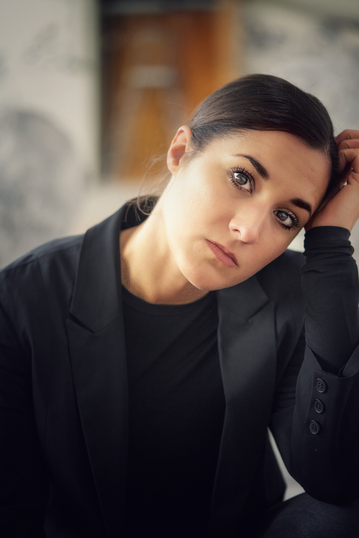 Claudia Kreuzer - Künstlerportrait - Frankfurt am Main  - Photo by Melina Johannsen