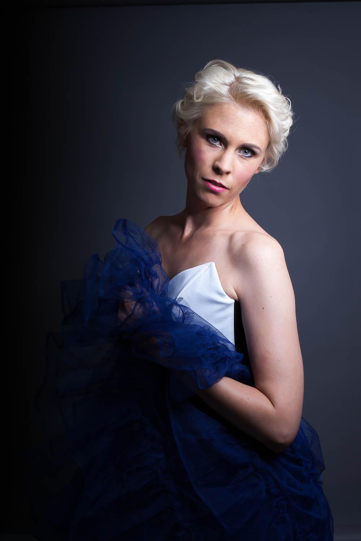 Vintage Beauty 1980´s - Anja Ossowski - Photoproduction by Melina Johannsen