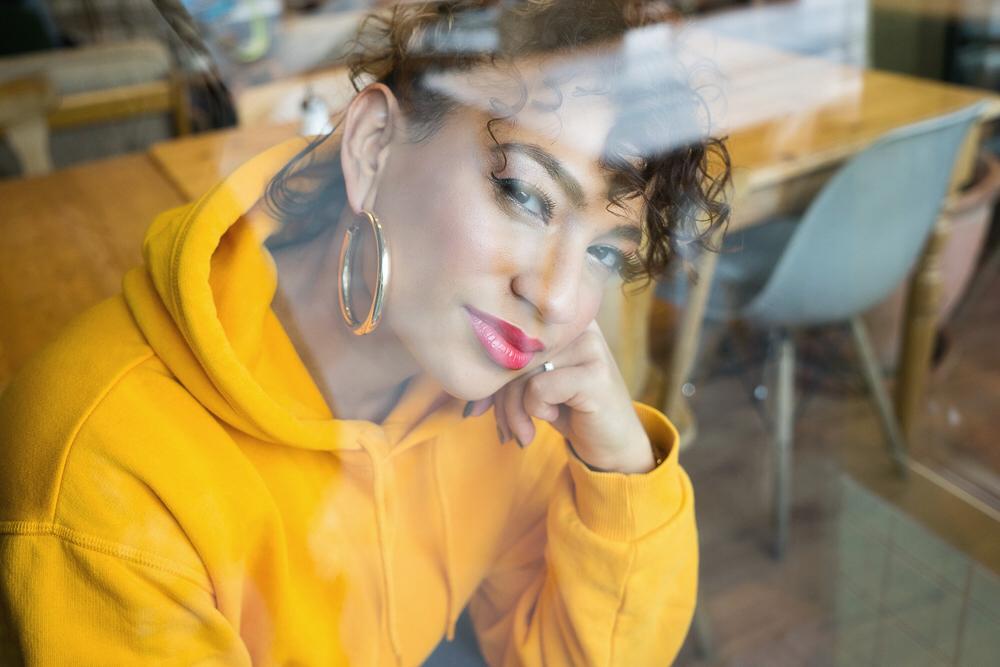 Rayla Sunshine - Sängerin - Künstlerportrait - Frankfurt am Main - Photo by Melina Johannsen