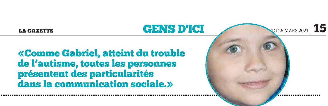 La Gazette du 26 mars 2021