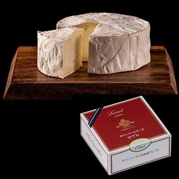 共和町クレールのカマンベールチーズ