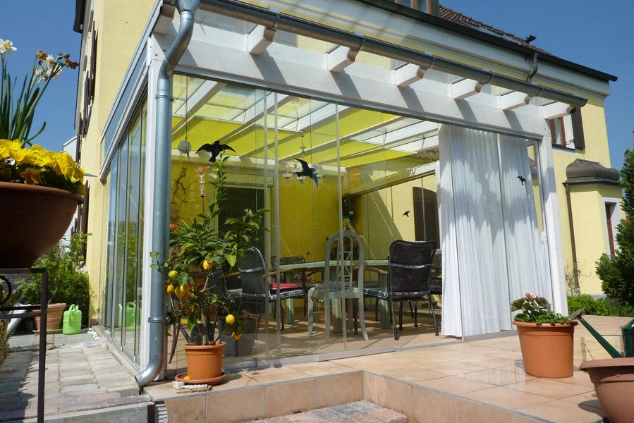 Attraktive Lösungen für Wintergärten