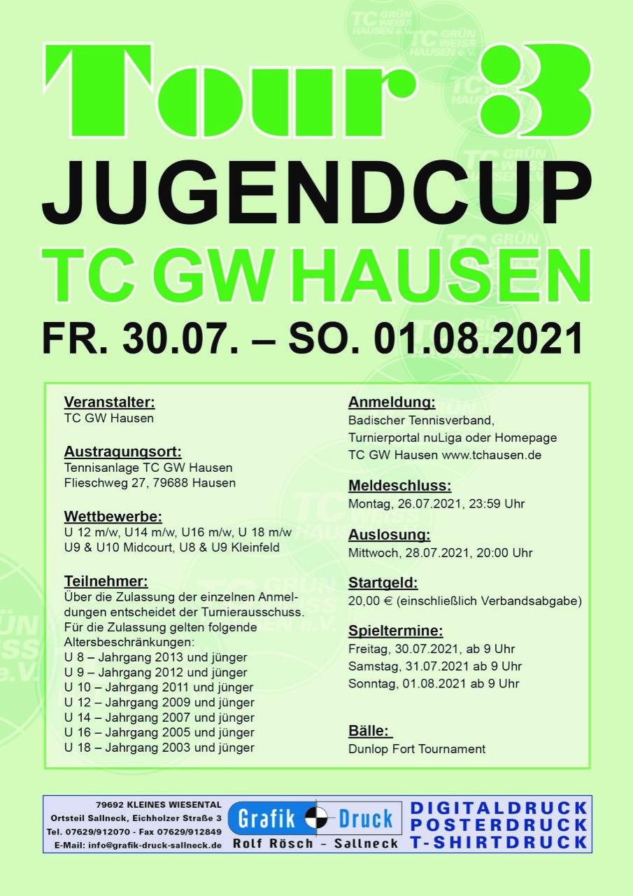 Tour 3 Turnier