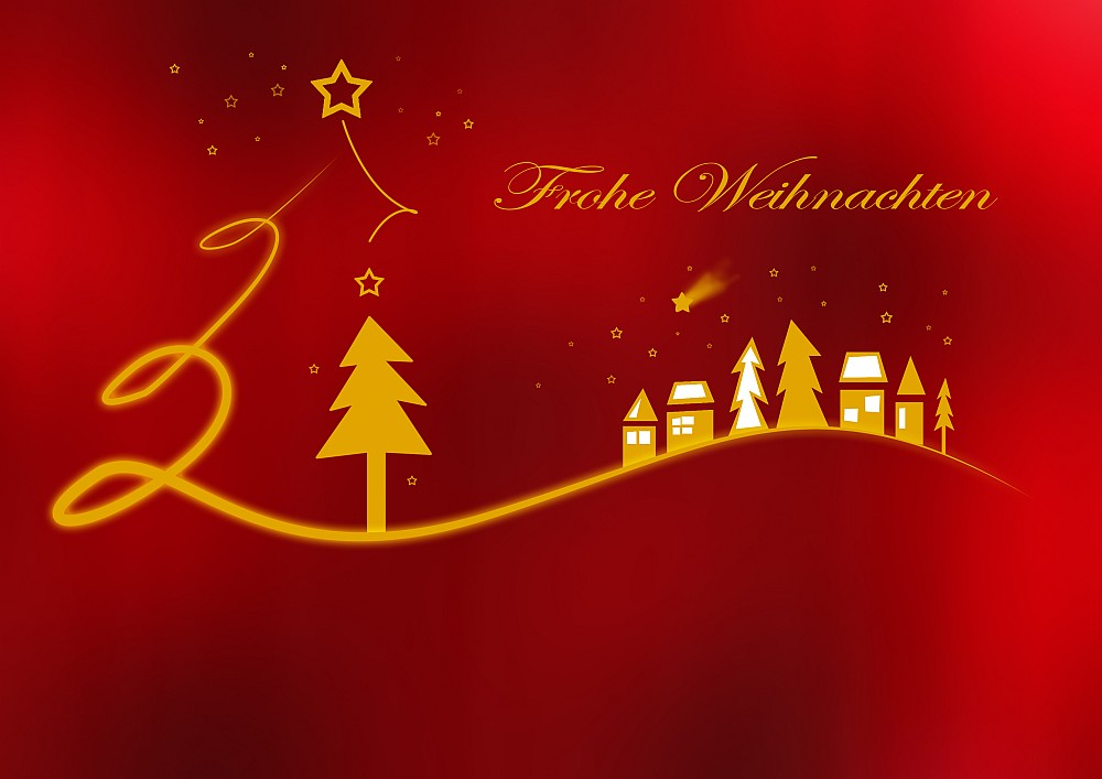 Email Frohe Weihnachten.Frohe Weihnachten Tc Grün Weiß Hausen