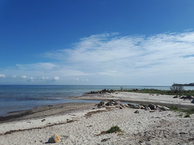 Habernis - Strand an der Flensburger Außenförde