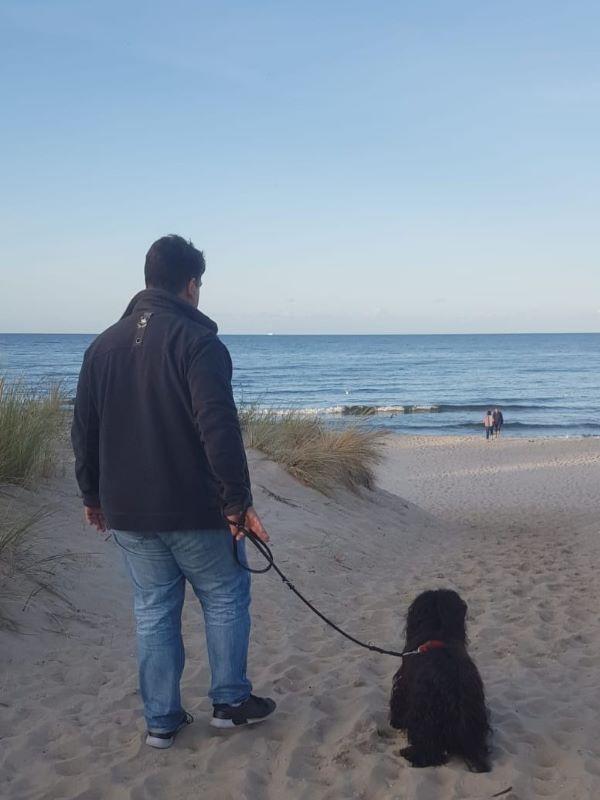 Danielas Männer am großen Meer: Santi (H-Wurf 2017)