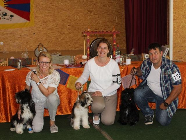 Srinagar Danda-Team im August in Schauenburg