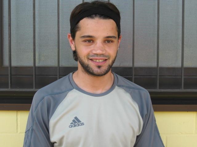 Neuzugang aus Saarlouis Mohamed Seboa