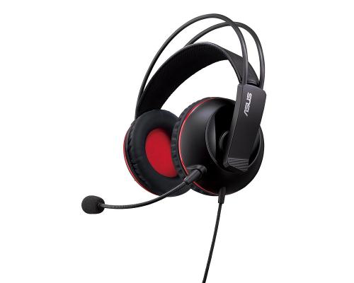 Asus Cerberus Headset zwart-rood